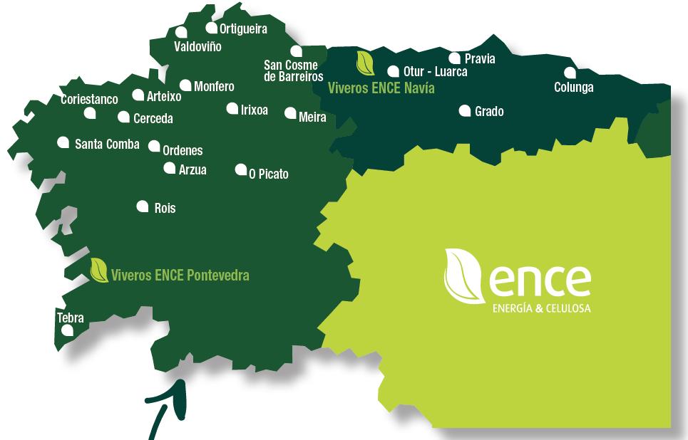 Nuevo Mapa Localizacion ENCE